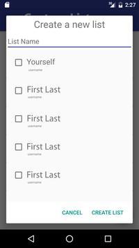 Custom List powered by UNTAPPD screenshot 3