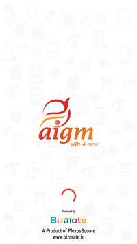 AIGM India poster