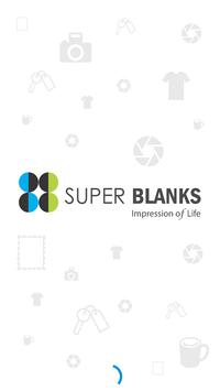 SuperBlanks poster