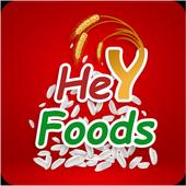 Heyfoods icon