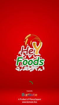 Heyfoods poster