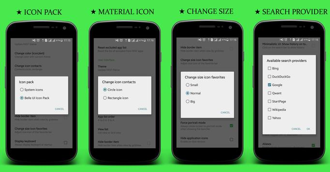 FAST LAUNCHER 2016-Fast, Simple - ONLY 400 KB apk screenshot