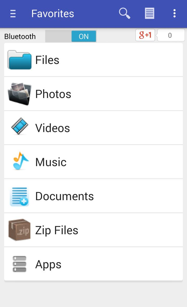 Bluetooth Data Transfer for Android - APK Download