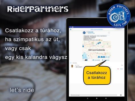 RiderPartners screenshot 14