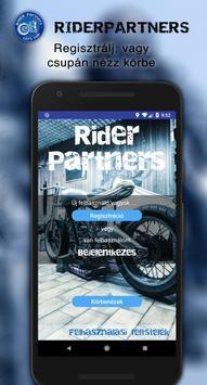 RiderPartners screenshot 1