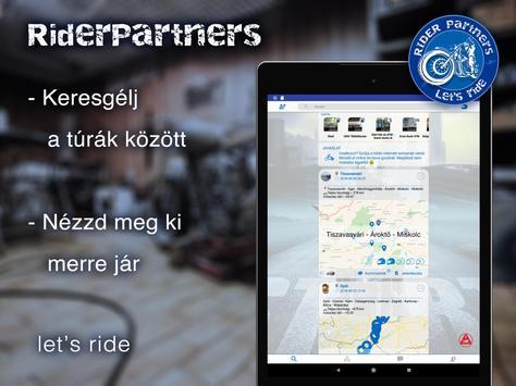RiderPartners screenshot 7