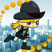 Jump Girl icon