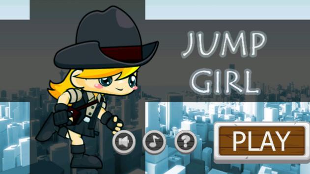 Jump Girl poster