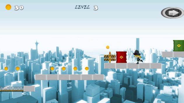 Jump Girl apk screenshot