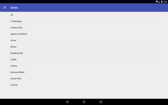 Exoro - series (free ororo.tv) captura de pantalla 9