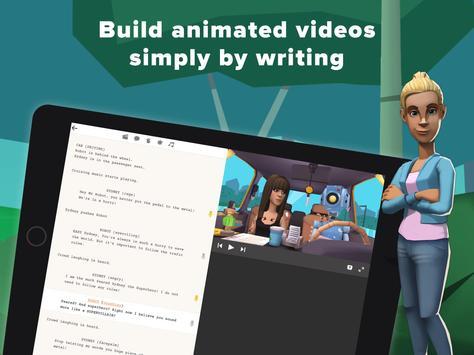 Plotagon Education screenshot 4