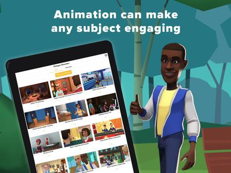 Plotagon Education screenshot 5