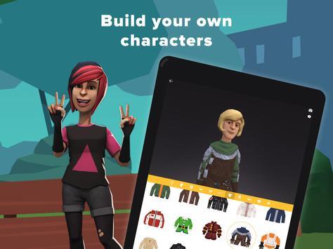 Plotagon Education screenshot 10