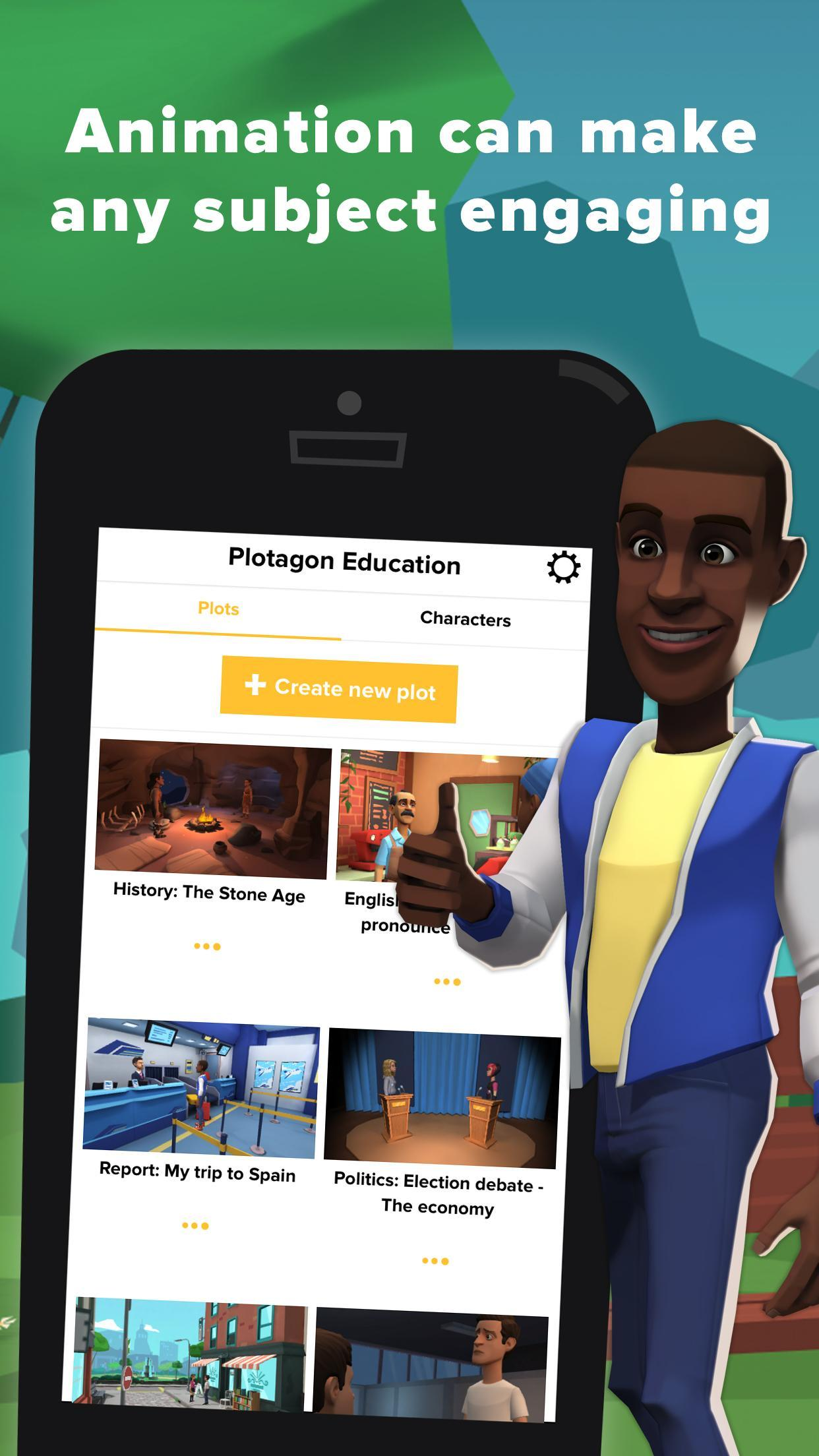 Plotagon Education for Android - APK Download