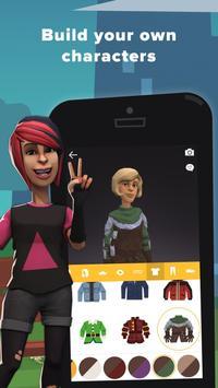 Plotagon Education screenshot 2