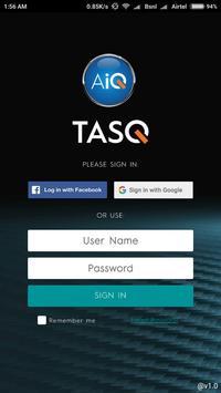 AiQ TasQ poster