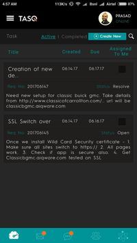 AiQ TasQ screenshot 1