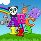 ABC 123 icon