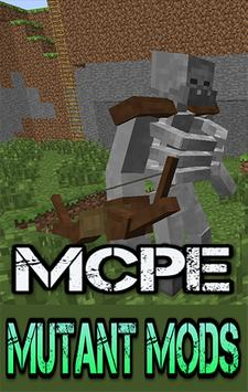 Mutant MODS For MCPE.+ poster