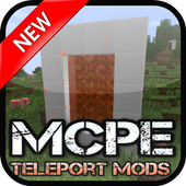 Teleportation Mods For MCPE.+ icon