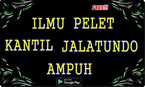 Ilmu Pelet Kantil Jalatundo Ampuh apk screenshot