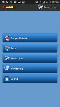 Ambil apk screenshot
