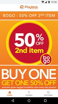 Payless Shoes poster