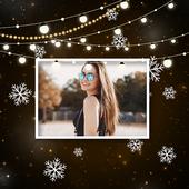 Christmas Photo Frame icon
