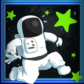 Space mad wanted run icon