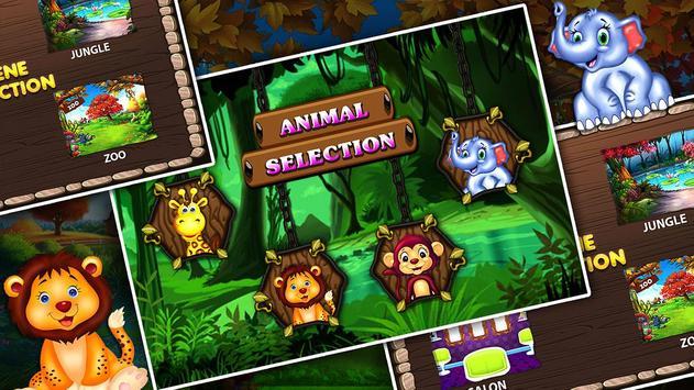 Hidden Scenes Jungle Animals screenshot 1