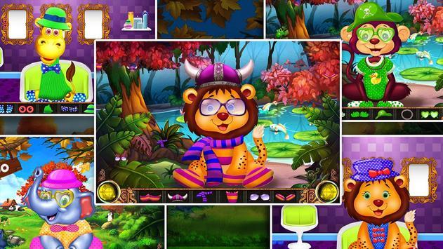 Hidden Scenes Jungle Animals screenshot 2