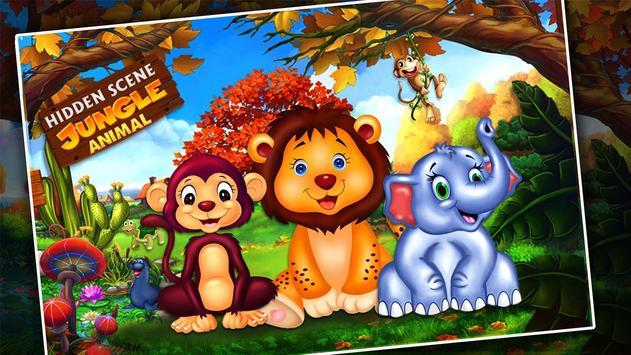 Hidden Scenes Jungle Animals screenshot 8