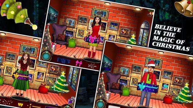 Hidden Object Christmas Party screenshot 7