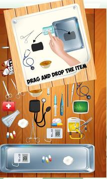 Wrist Surgery Doctor poster