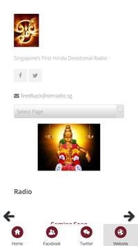 OMradio.sg screenshot 3