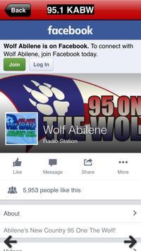 Abilene Radio screenshot 2