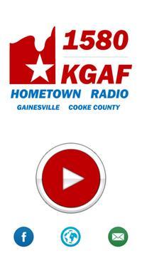 KGAF poster