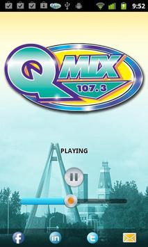 QMIX 107.3. poster