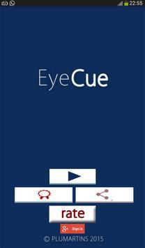 EyeCue poster