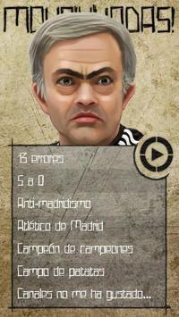 Mourinho poster