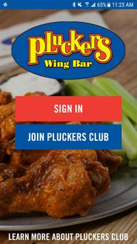 Pluckers poster