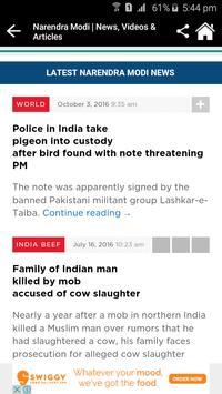 Narendra Modi News & Gossips screenshot 2