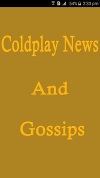 Coldplay News & Gossips poster