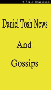 Daniel Tosh News & Gossips poster