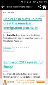 Daniel Tosh News & Gossips screenshot 2