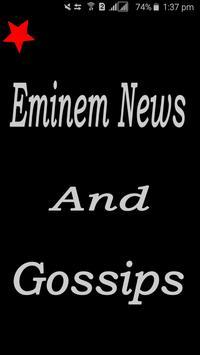 Eminem News & Gossips poster