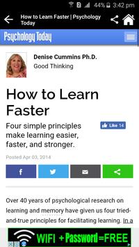 How can you learn faster? screenshot 5