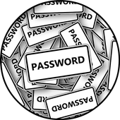How to choose a password? icon