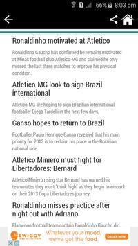 Ronaldinho Gaucho News Gossips screenshot 2