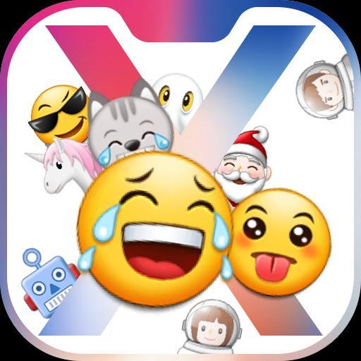 Iphone X Emoji Keyboard Para Android Apk Baixar